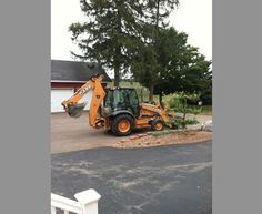 """2012 Case 580 Super N Backhoe -Like new condition. Ride control. 4x4, Cab heat and A/C. 2 buckets, 24"""" & 36"""".  - See more at: http://www.heavyequipmentregistry.com/heavy-equipment/11065.htm"""