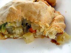 Pasties are a Michigan thing - a traditional Upper Peninsula of Michigan treat!