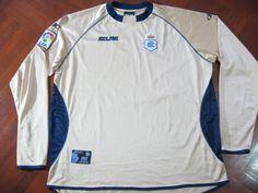 RECREATIVO HUELVA SPAIN LA LIGA 1997 1998 FOOTBALL L/S SHIRT SOCCER JERSEY XXL    eBay