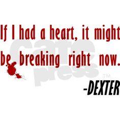 Dexter quote