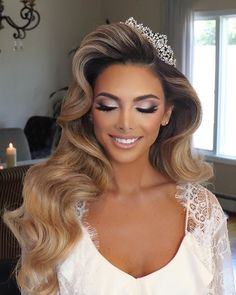 Twisted Updo Hairstyle for Black Hair - 50 Updo Hairstyles for Black Women Ranging from Elegant to Eccentric - The Trending Hairstyle Bridal Hair And Makeup, Wedding Hair And Makeup, Hair Makeup, Simple Wedding Makeup, Down Hairstyles, Wedding Hairstyles, Romantic Hairstyles, Pageant Hair, Wedding Hair Inspiration