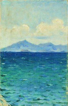 Kurile Islands - Vasily Vereshchagin