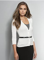 New York & Company - I think I already have all the pieces to make this outfit happen!