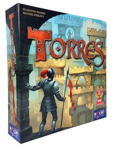 A Torres egyesíti magában a játékszerző csoport ismert és közkedvelt játékainak fejlődési trendjeit és egy modern stratégiai játék klasszikust. Monopoly, Card Games, Baseball Cards, Board, Modern, Towers, Games, Trendy Tree, Playing Card Games