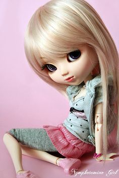 Midori (Pullip Papin) | Flickr - Photo Sharing!