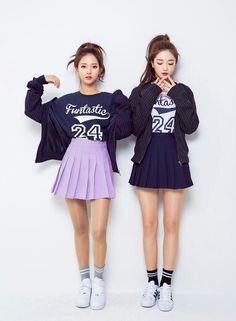 Fashion Korean Woman
