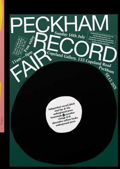 Peckham Record Fair - jeanphilippebretin