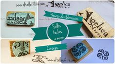 Proceso de elaboración y consejos para hacer sellos                                                                                                                                                                                 Mais