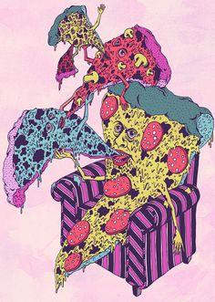 Valeriya Volkova Best. Illustration. Ever.
