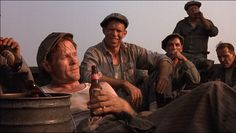 The most popular movie ever made, perhaps, is Shawshank Redemption, which has a great scene atop a #roof