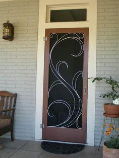 I love screen doors