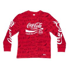 These men's tees are the perfect way to represent your favorite Coca-Cola brands and logos. Browse our collection and order your T-shirt today! Coca Cola Gifts, Coca Cola Store, Coca Cola Brands, Coca Cola Decor, Coca Cola Addiction, Coke Products, Always Coca Cola, World Of Coca Cola, Themed Rooms