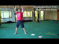 Monkey Bar Gym Card Deck - YouTube