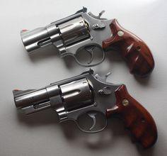 S&W .357 & .44 Magnum