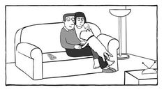 Off The Leash Dog Cartoons - The Cuddle - YouTube