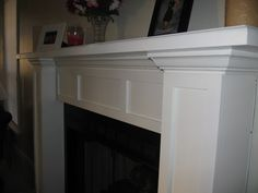 Fireplace Surround and Mantel - My First Major Project - by Heath @ LumberJocks.com ~ woodworking community