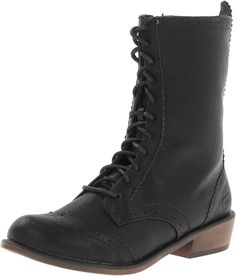 Dirty Laundry Women's Paxton Lace-Up Boot * Click image to review more details.