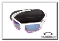 Oakley jawbone sunglasses white / ice iridium $13.00