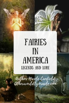 Fairies in America: Fairy Folklore in the U. and Canada - Otherworldly Oracle Fairy Land, Fairy Tales, Native American Legends, Native American Mythology, American Indians, Fairies Mythology, Types Of Fairies, Hedge Witch, Eclectic Witch