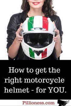 We're spoiled for choice with women's motorcycle helmets! Here's some guidance on choosing the right one for you.  #motorcycles #helmets #bikers