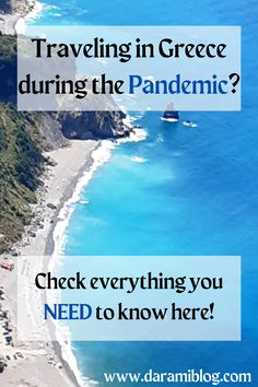 If you are planing on Traveling in Greece during the pandemic, you should definitely read my post about what to expect!#travel #traveltheworld #traveltogreece #exploregreece #travelduringcovid19 #travelduringthepandemic #traveltips #StaySafe Places Worth Visiting, Places To Visit, Travel Guides, Travel Tips, Best Flight Deals, Visit Greece, Reading Time, Greece Travel, Integrity