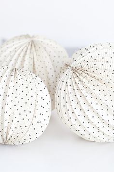 Dotty decor pads from Miss Etoile (cecilieslykke blog)