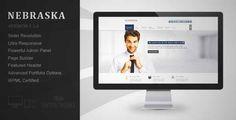 Nebraska - Responsive Multipurpose Wordpress Theme | DOWNLOAD & REVIEW