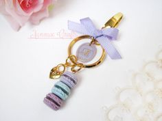 love padlock charm radiant orchid purple trio of by xunnux on Etsy