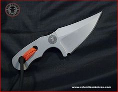 Relentless Knives M2 Scorpion Sub Compact Military Survival knife