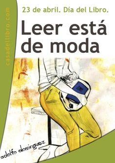 Leer está de moda, el lema de la Casa del Libro en 2012