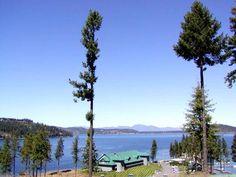Coeur d' Alene Lake, Idaho