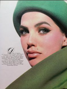 French Madame Figaro Beauty and Fashion shoot 1990s