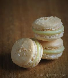 When Joy of Gourmeted , without a shred ofhesitation, agreed to guest inmy Tree Nut Macaron series , I was beside myself. Joy, is a burst ...