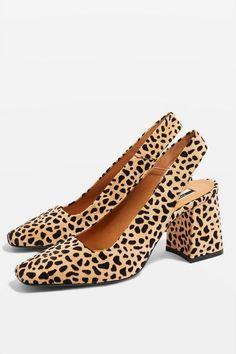 37eea01088b Gainor Slingback Shoes  leopardprinthandbags