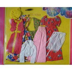 www.Oldtoys-on-line.com - Barbie doll with Super Fashion fireworks ...