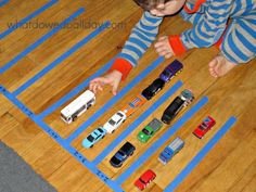 Parking lot addition is a fun math activity that uses toy cars and is perfect for Kindergarteners and kids working on their basic math skills. Maths Eyfs, Nursery Activities, Fun Math Activities, Educational Activities, Numeracy, Early Years Maths, Early Math, Maths Area, Addition Activities