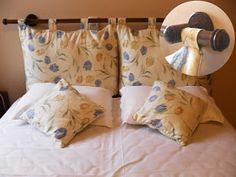 Olá minha cama box bau está prestes a chegar e estou pensando na cabeceira essas aqui em baixo eu amei pelo fato da cabeceira ser de almof...