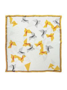 Trap for origami bird