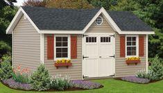Sheds, Garages, Custom Buildings - CT - Best Built Sheds