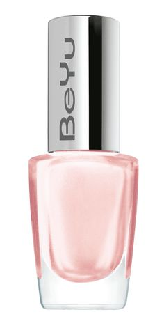 BeYu Nail Polish No. 553 / Metallic rose
