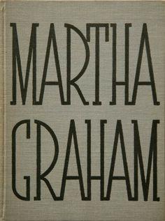 Martha Graham by Merle Armitage