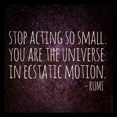 Explore inspirational, thought-provoking and powerful Rumi quotes. Here are the 100 greatest Rumi quotations on life, love, wisdom and transformation. Motivacional Quotes, Rumi Quotes, Words Quotes, Great Quotes, Quotes To Live By, Life Quotes, Inspirational Quotes, Sayings, Famous Quotes