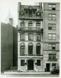 archimaps:   Former Annex of the New York...