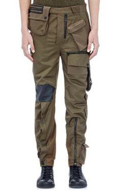 Balenciaga Utility Pants at Barneys New York