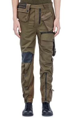 BALENCIAGA Utility Pants.  balenciaga  cloth  pants Fashion Line 86ab625820f