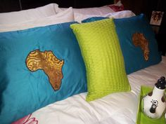 Africa - The Relaxation Series from Nyemay Collectables - Pillow Cases. $20.00, via Etsy.