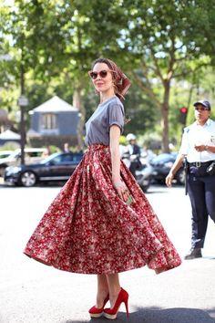 Fashion Inspiration: Ulyana Sergeenko | Stella Rossa