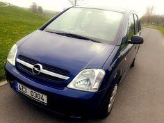 Opel Meriva 1.6i 16V - obrázek číslo 1