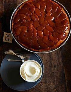 Raymond Blanc's tarte tatin - Sainsbury's Magazine