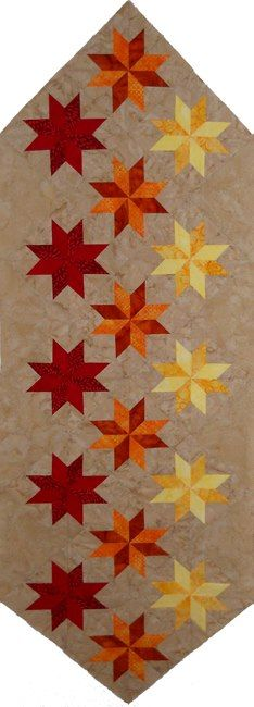 Dining with the Stars, Quiltworx.com, Made by Certified Instructor Jodie Madison